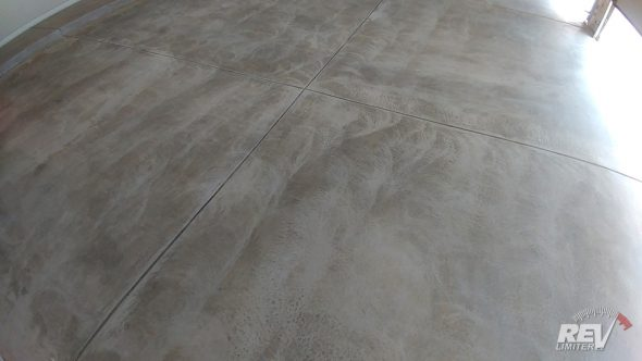 Another view of the floor.