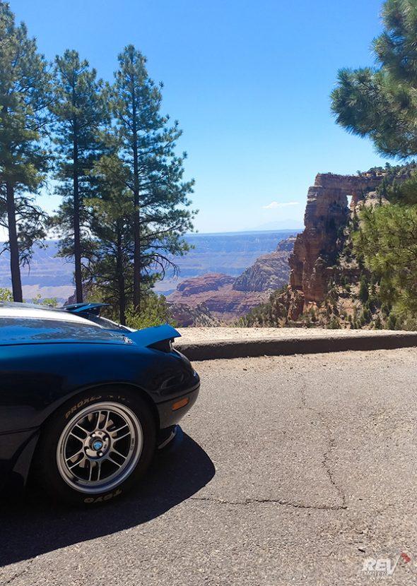 Many Canyon.