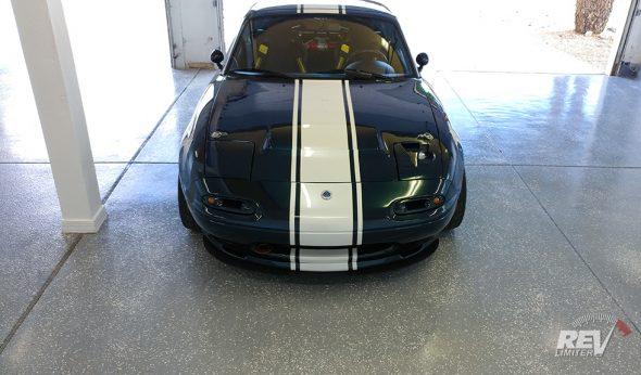One happy car.