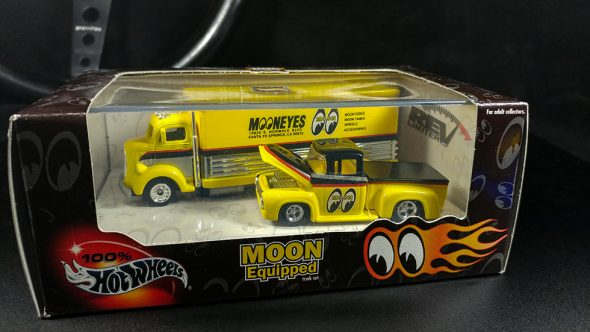 Mooneyes Truck team