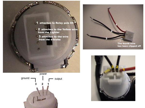 s2000 button wiring details