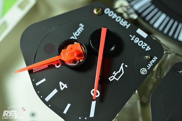 revlimiter net - FD RX-7 Gauge Face Install