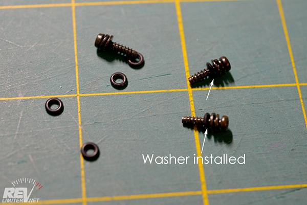 rubberwashers