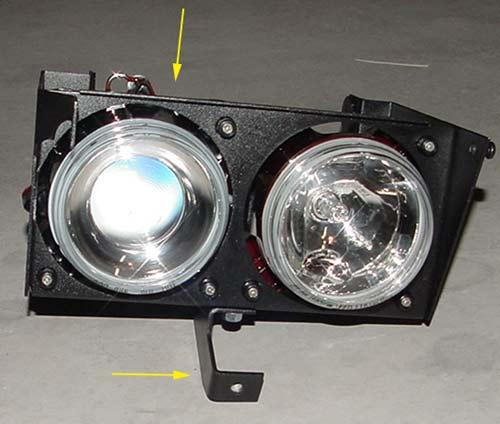 fxstb wiring diagram: low profile headlight wiring