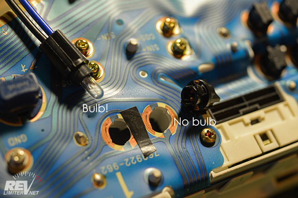CEL wiring