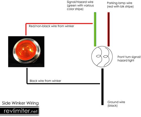 Side Marker Light Wiring Diagram