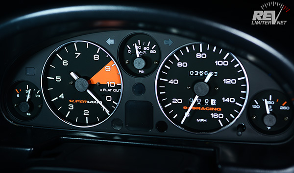 revlimiter Gauges - Custom