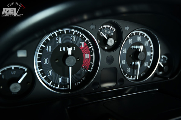 how to set rev limiter frs