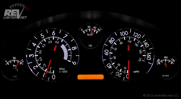 revlimiter.net Store - Custom Miata gauge faces